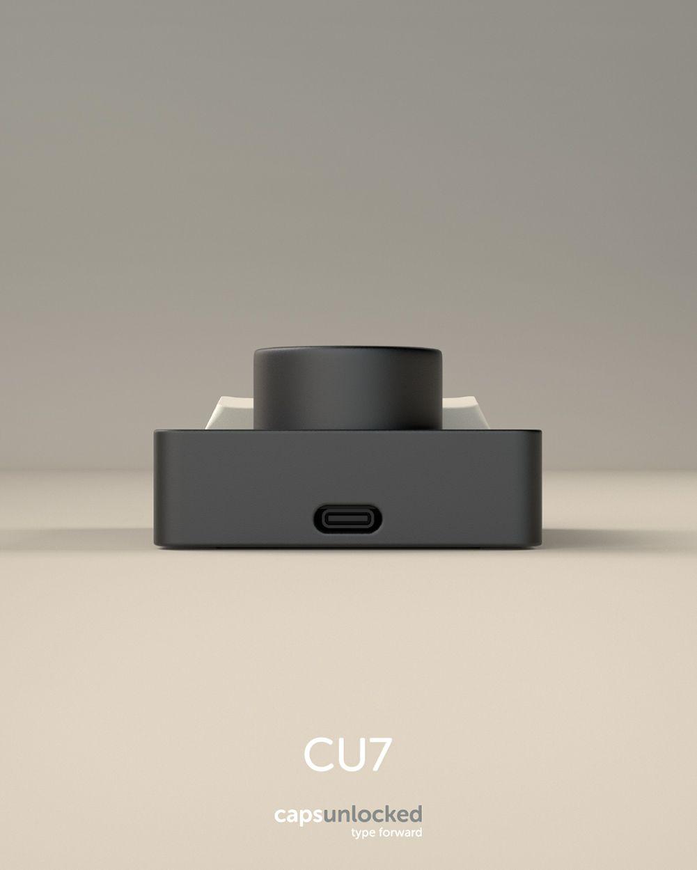 The CU7 Mechanical Keyboard