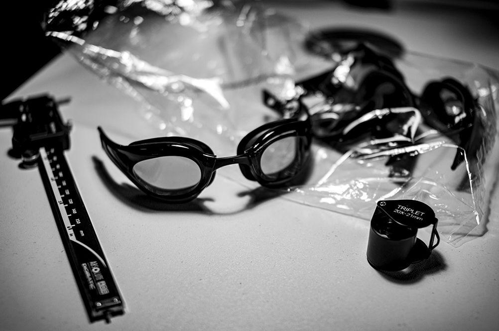 Speedo Fastskin Pure Focus Goggles Product Development