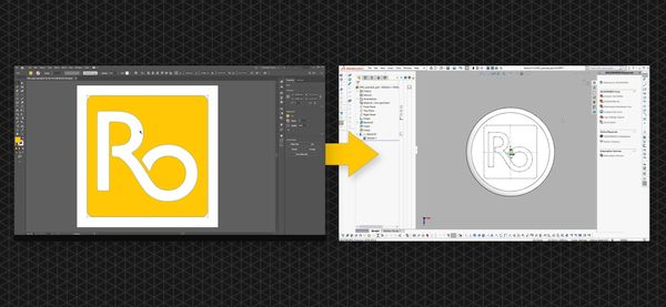 How to Export Graphics from Illustrator to SolidWorks