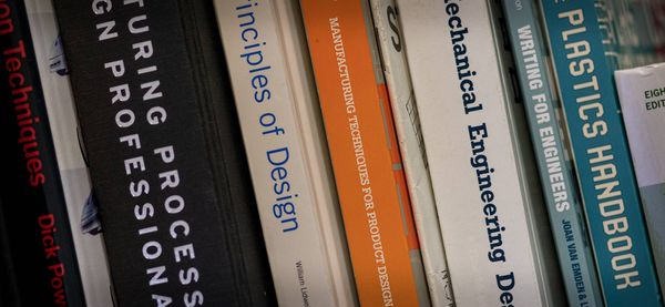Engineering and Product Design Books